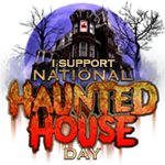 Death Row supports National Haunted House Day, the Second Friday in October!